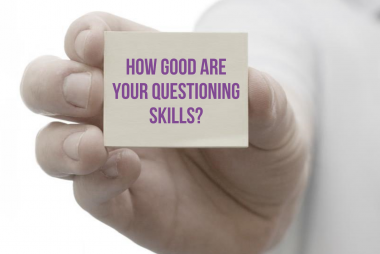 how good are your questioning skills?