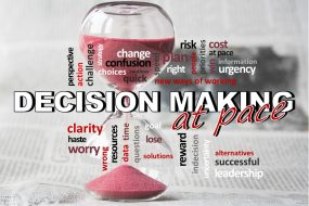 JA CONSULTING | Decision making at pace